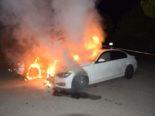 Autobrände in Solothurn SO - Ursache nun bekannt