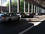 Kanton St.Gallen - Zwei Unfälle mit sieben Verletzten auf der A1
