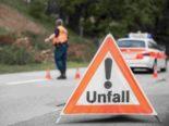 Erstfeld UR - Rollerfahrer im Taubachtunnel verunfallt