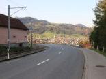 Unfall in Appenzell AI - Motorradlenker erleidet Beinverletzungen