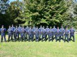 Aarau AG - Zwei Polizeilehrgänge feierlich vereidigt