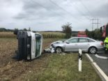 schwerer unfall in volketswil