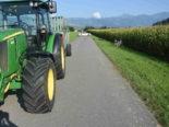 Schwerer Unfall in Schmerikon SG - E-Bikefahrer von Traktor erfasst