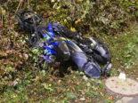 Unfall Emmenbrücke LU - Motorradfahrer (29) verstirbt noch auf der Unfallstelle