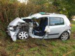 Schwerer Unfall in Schnottwil SO