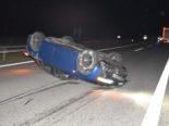 Unfall Oensingen: Autobahn A1 nach Unfall gesperrt
