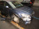 Glarus GL - 82-Jähriger baut Unfall