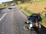 Zwei Fahrschüler bei schwerem Unfall in Ursy FR verletzt