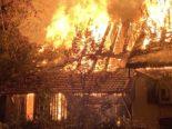 Lampenberg BL - Einfamilienhaus in Vollbrand geraten
