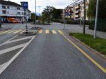 Unfall Chur GR: Velofahrerin bei Kollision mit Lieferwagen verletzt