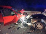 Unfall Kerzers FR - Geisterfahrerin verursacht zwei Schwerverletzte