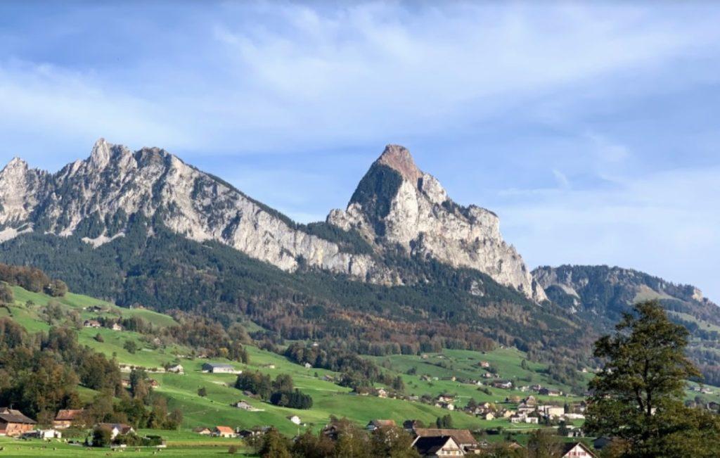 Schwyz: Mann bei Bergunfall am Grossen Mythen ums Leben gekommen