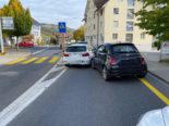 Oberägeri ZG: Unfall mit drei Fahrzeugen wegen Marienkäfer