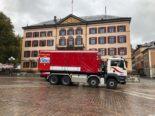 Sitten VS: Brief mit unbekanntem Pulver eingegangen: Regierungsgebäude evakuiert