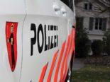 Glarus GL - Sprayer verunstalten Hausfassaden