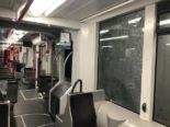Bern: Steine auf fahrende Trams und Bus von Bernmobil geworfen