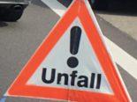 Region Basel: Unfall auf der A2 - bis zu 1 Stunde Zeitverlust