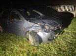 Unfall in Gontenschwil AG - Lenker (18) gegen drei Autos geprallt