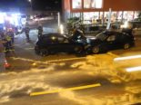 Unfall Ibach SZ - Verletzter bei Frontalkollision