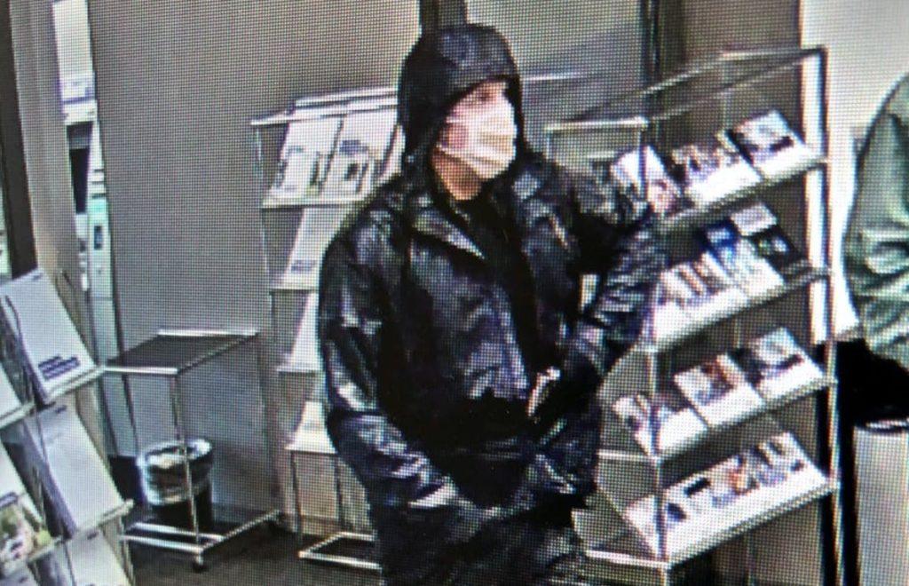 Belp BE: Bewaffneter Raubüberfall auf Valiant Bankfiliale