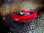Unfall Altdorf UR: Autofahrer landet im Giessenbach