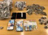 Zürich: 21-Jähriger Drogendealer verhaftet