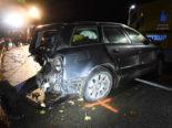 Thal SG: Autobahn A1 nach Unfall mit fünf Autos mehrere Stunden gesperrt