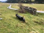 Unfall Spiringen UR: Motorradfahrer lebensbedrohlich verletzt