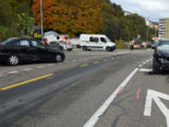 Reussbühl LU: Heftiger Unfall zwischen drei Autos