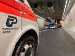 A4 Hedingen: 38-jähriger Lenker stirbt auf der Unfallstelle