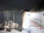 Glarus: Sachbeschädigungen und Brandstiftung geklärt: 11 Personen ermittelt