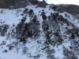 Bergunfall in Linthal GL - Mann (46) stürzt 150 Meter tief und stirbt