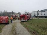 Rickenbach AG - Grössere Menge Lösungsmittel ausgelaufen