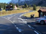 Unfall Schwägalp AR - Töfffahrer mit Rega ins Spital geflogen