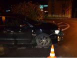 Herisau AR - Kollision zwischen zwei Autos