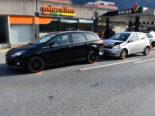 Chur GR - Unfall auf der Einfahrt N13