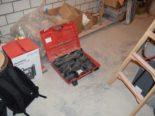 Waldstatt AR: In Materialraum einer Baustelle eingebrochen