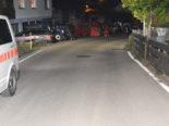 Unfall Degersheim SG - 16-Jähriger Lenker verletzt