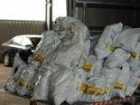 St.Gallen: Drogen im Wert von 24 Millionen Franken verbrannt