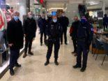 Corona Zürich - Polizei-Patrouillen zur Aufklärung