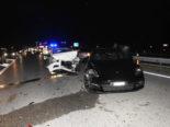 Unfälle A1 Gossau SG: zehn beteiligten Autos – fünf Verletzte