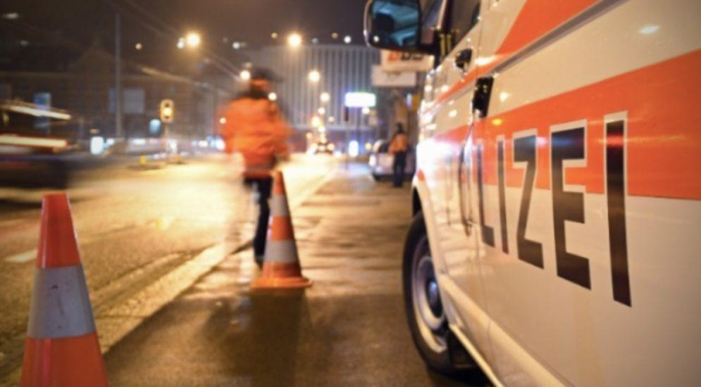 Affoltern ZH - Kriminal- und verkehrspolizeiliche Kontrollen