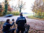 Dompierre FR - Mit 144 km/h in 80er-Zone gemessen
