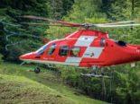 Werthenstein LU: Mann im Langnauerwald bei Forstarbeiten verletzt