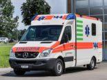 Guntershausen TG - Motorradfahrer (18) nach Unfall ins Spital gebracht