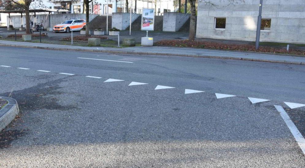 Unfall in Rorschacherberg SG - Neulenkerin unbestimmt verletzt