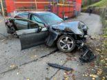 Unfall Luzern LU - Lenker und Beifahrerin nach Fluchtversuch in Haft