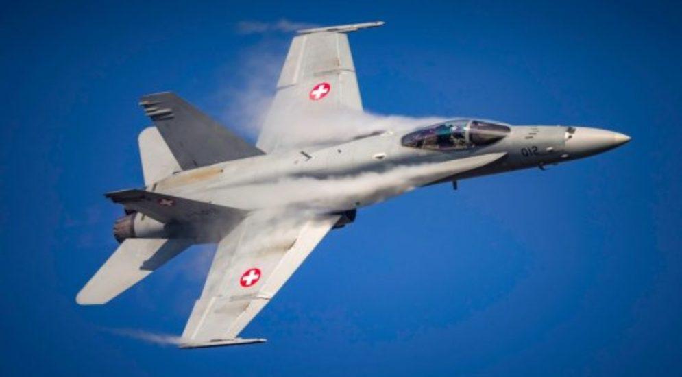 F/A-18 Verhandlungen