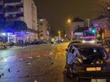 Heftiger Unfall Basel: Autolenker fährt ungebremst in drei Autos