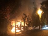 Fünf Brände in Frauenfeld: Mann festgenommen